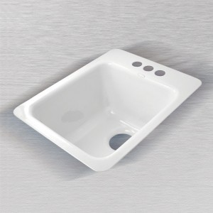 "Mojave 721-C Vegetable/Bar Sink 16"" x 20"""