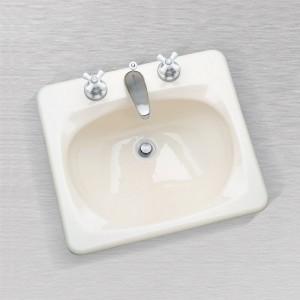St. Kitts 586 Rectangular Lavatory Sink