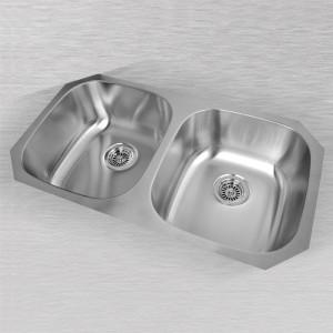 448 Stainless Steel Undermount Kitchen Sink