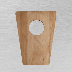 Wood Cutting Board - Bolsa Chica
