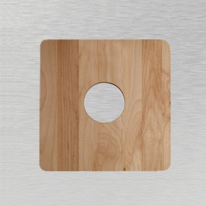 Wood Cutting Board - Rancho Mirage