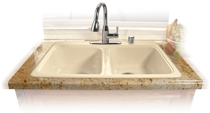 Cast iron sink colors - CECO Sinks
