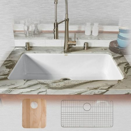 Delray Kitchen Sink Kits