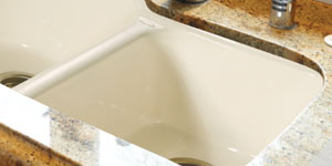 WHY CHOOSE CAST IRON SINKS